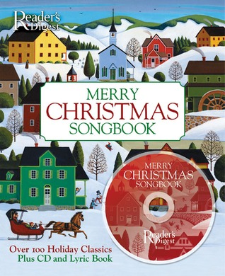 Merry Christmas Songbook w/ CD by Reader's Digest Association