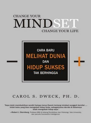 Change Your Mindset Change Your Life by Carol S. Dweck