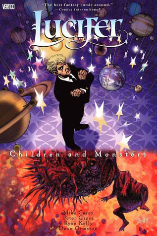 Lucifer, Vol. 2: Children and Monsters