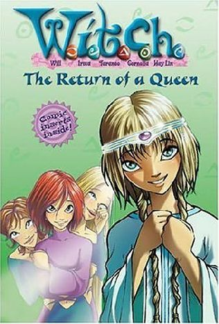 The Return of a Queen by Elizabeth Lenhard
