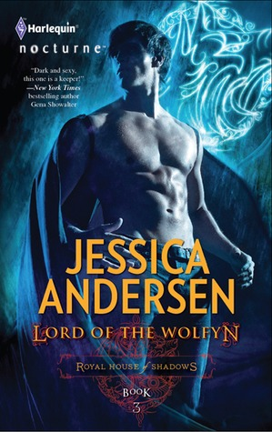 Lord of the Wolfyn (Royal House of Shadows #3)