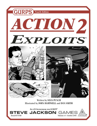 GURPS Action 2: Exploits (GURPS Fourth Edition)