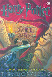 Harry Potter and the Chamber of Secrets - Harry Potter dan Ka... by J.K. Rowling