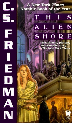 Image result for this alien shore cover art good reads