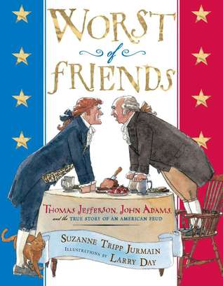 Worst of Friends by Suzanne Jurmain