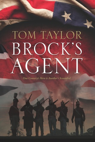 Brock's Agent by Tom  Taylor