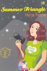 Summer Triangle by Hara Hope