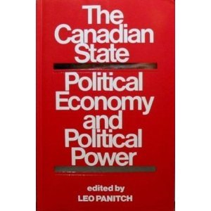 The Canadian State by Leo Panitch