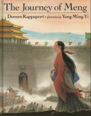 The Journey of Meng by Doreen Rappaport