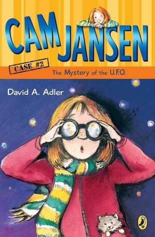 The Mystery of the UFO by David A. Adler