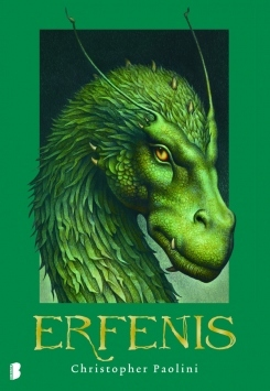 Erfenis by Christopher Paolini