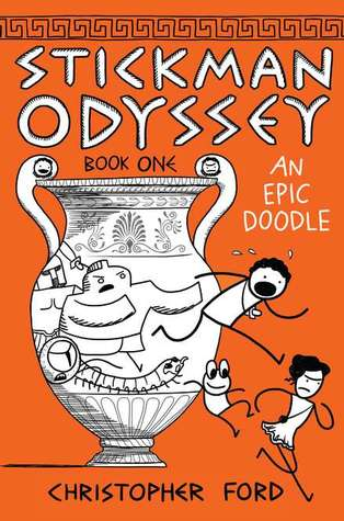 Stickman Odyssey, Book 1: An Epic Doodle by Christopher Ford ...