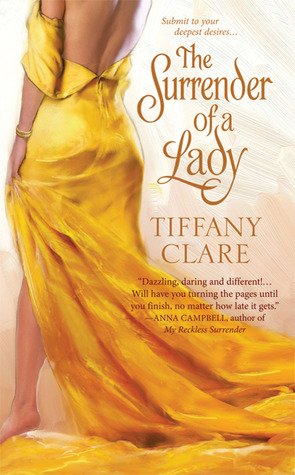 The Surrender of a Lady by Tiffany Clare
