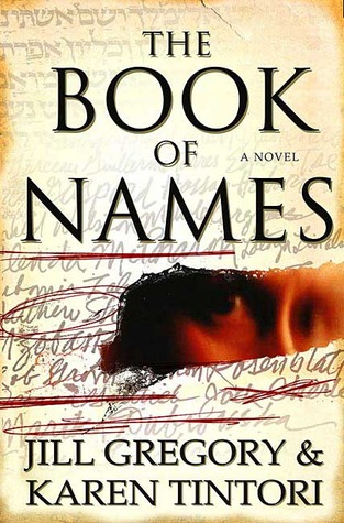 The Book of Names by Jill Gregory