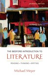 The Bedford Introduction to Literature: Reading, Thinking, Writing