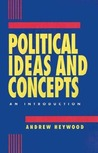 Political Ideas and Concepts: An Introduction