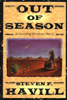 Out of Season (Bill Gastner Mystery, #7)