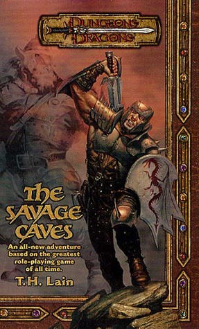 The Savage Caves by T.H. Lain