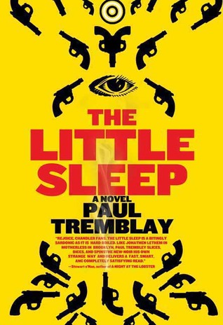 The Little Sleep by Paul Tremblay