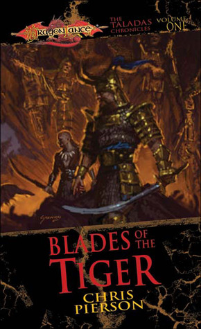 Blades of the Tiger by Chris Pierson