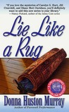 Lie Like A Rug (A Ginger Barnes Mystery, #7)