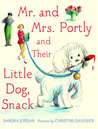 Mr. and Mrs. Portly and Their Little Dog, Snack