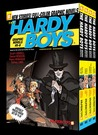 The Hardy Boys Graphic Novels 5-8 Boxed Set