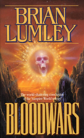 Vampire World III: Bloodwars (Necroscope, #8)