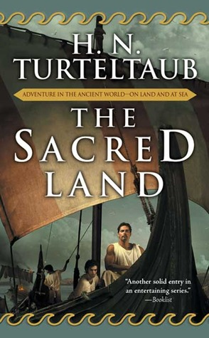 The Sacred Land (Hellenic Traders #3)