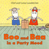 Boo and Baa in a Party Mood
