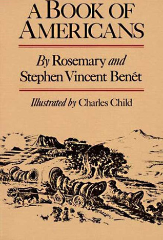 Book of Americans by Rosemary Benét