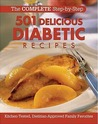 501 Delicious Diabetic Recipes: Kitchen-Tested, Dietitian-Approved Family Favorites