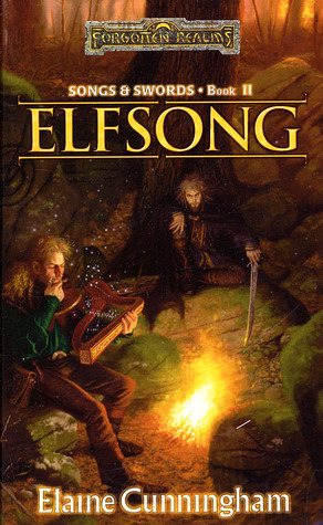 Elfsong (Forgotten Realms: The Harpers #8)
