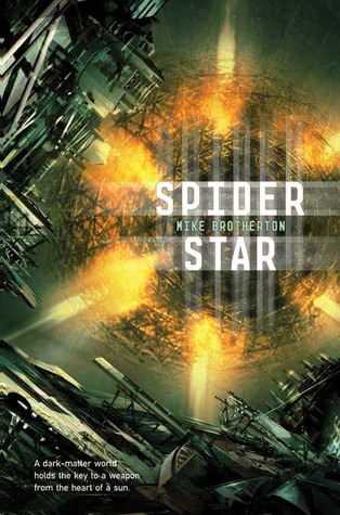 Spider Star by Mike Brotherton