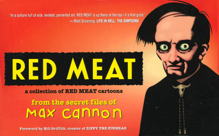 Red Meat by Max Cannon