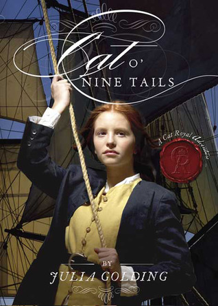Cat O'Nine Tails (Cat Royal, #4)