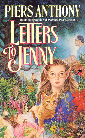 Letters to Jenny by Piers Anthony