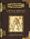 Savage Species: Playing Monstrous Characters (Dungeons & Dragons Supplement)