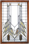Light Screens: The Complete Leaded Glass Windows of Frank Lloyd Wright