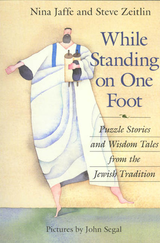 While Standing on One Foot