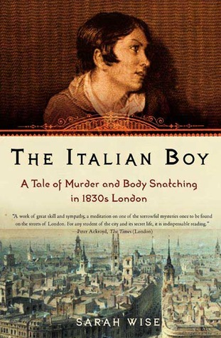 The Italian Boy by Sarah    Wise