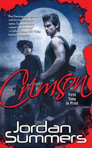 Crimson by Jordan Summers