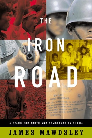 The Iron Road by James Mawdsley
