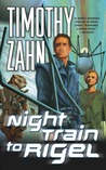 Night Train to Rigel (Quadrail, #1)