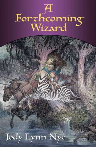 A Forthcoming Wizard (Tildi Summerbee, #2)