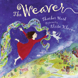 The Weaver by Thacher Hurd