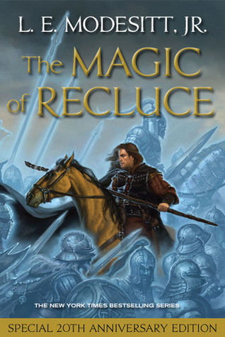 The Magic of Recluce by L.E. Modesitt Jr.