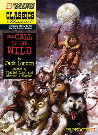 Classics Illustrated #15: The Call of the Wild