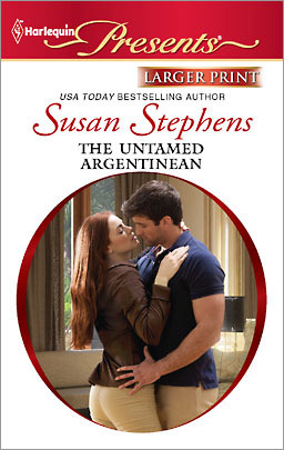 The Untamed Argentinian by Susan Stephens
