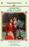 Lessons For A Lady (Harlequin Regency Romance Series 2, #21)